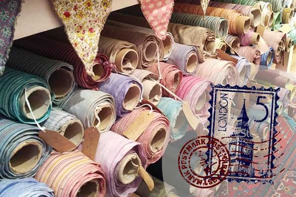 Tekstilni London