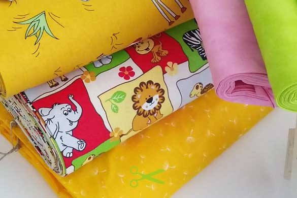 Neraztegljive tkanine